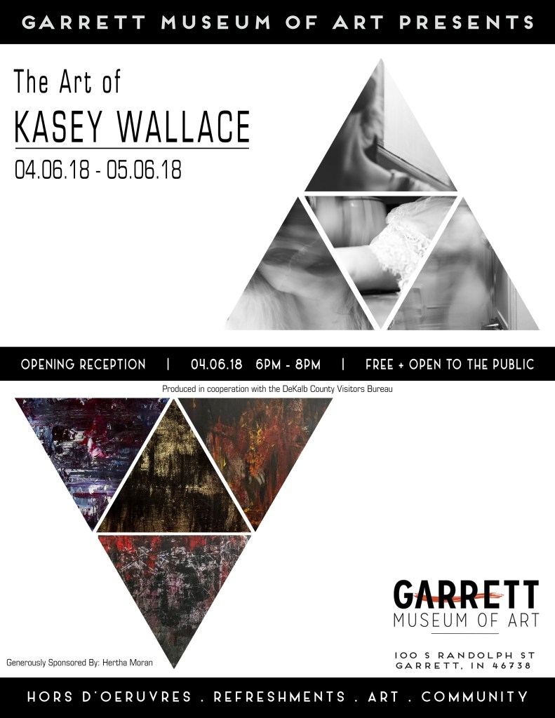 Garrett Museum of Art Kasey Wallace