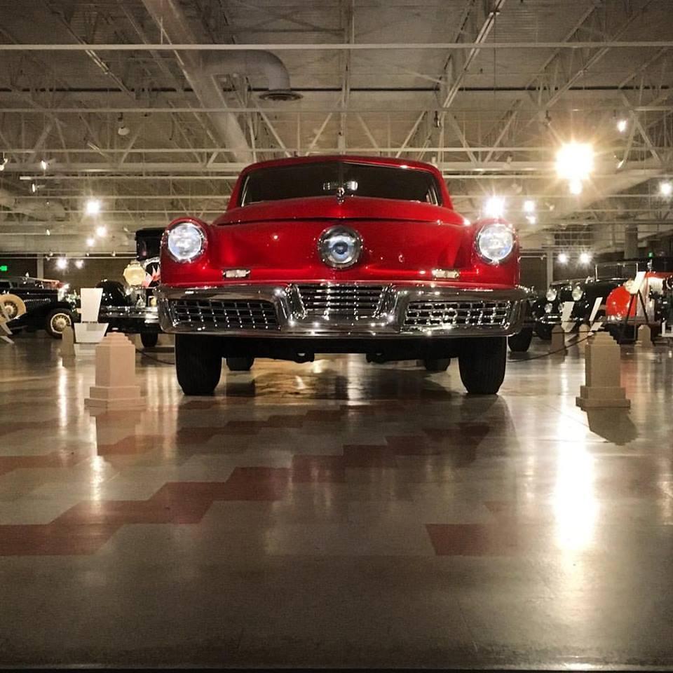 1948-Tucker-classic-car