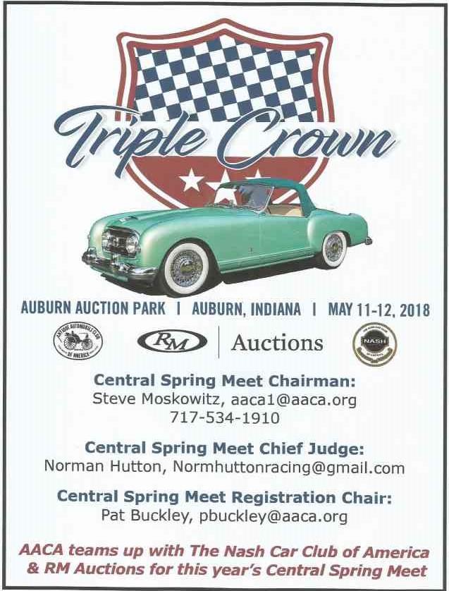 RM Auctions' Auburn Spring | DeKalb County Visitors Bureau