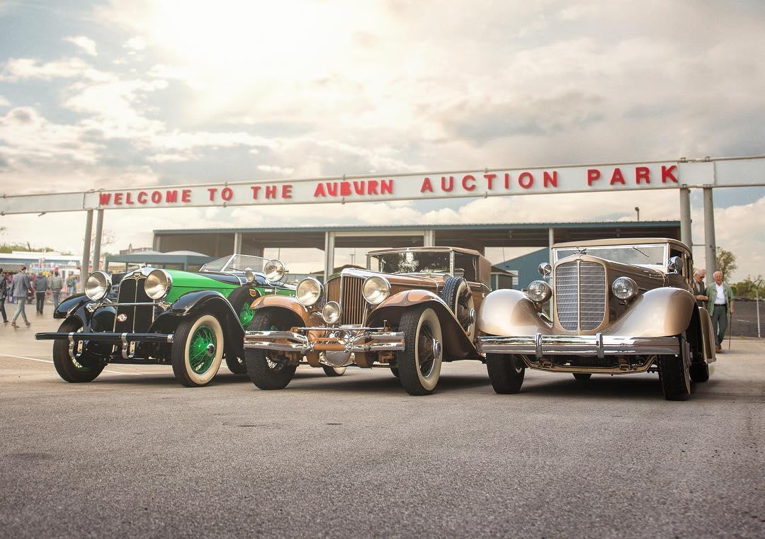 RM Auctions' Auburn Auction Park