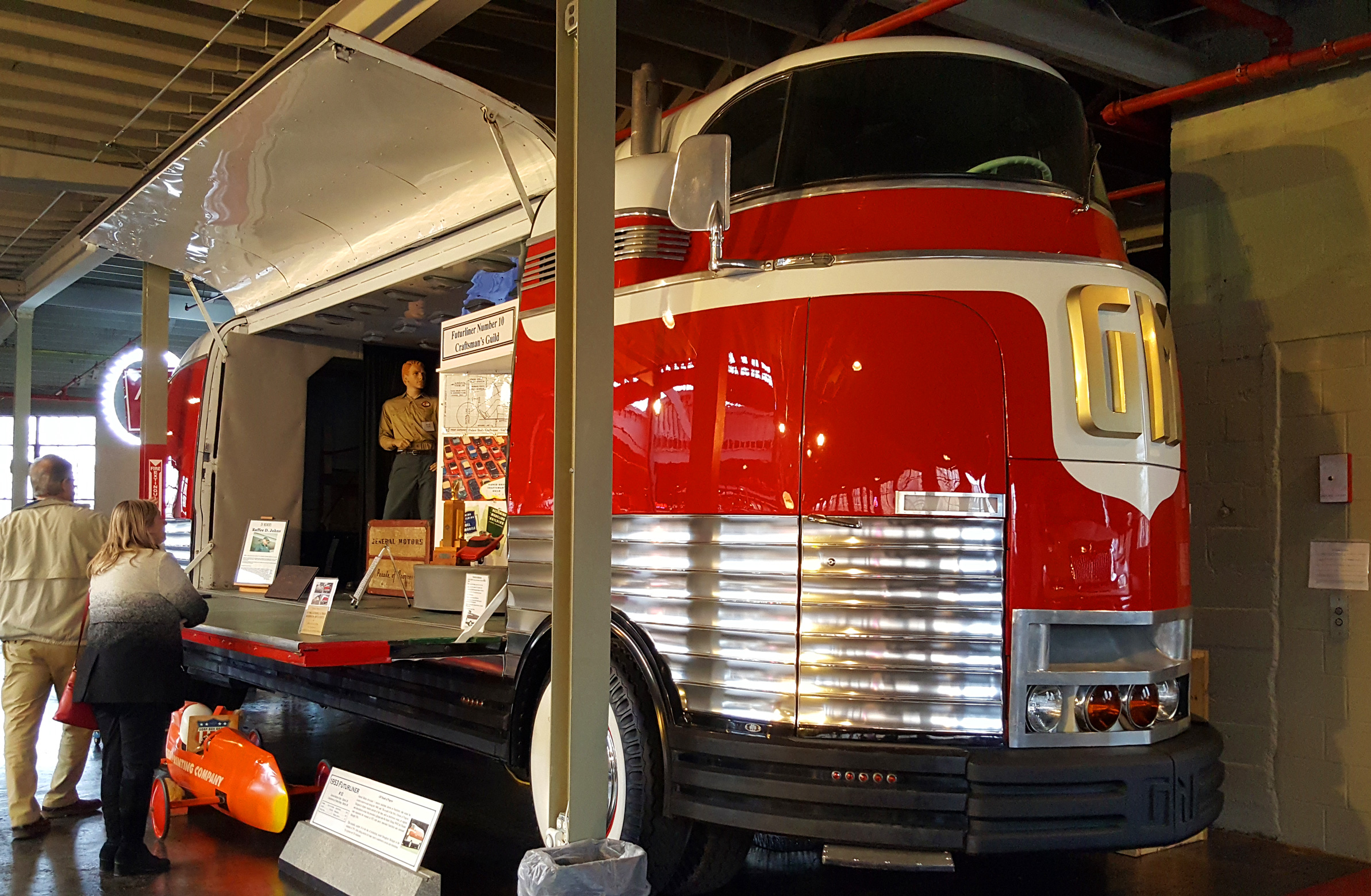 GM Futurliner no. 10