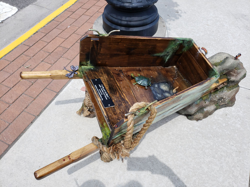 Auburn Summer Art